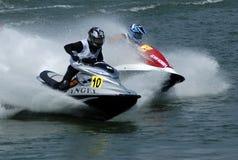 лыжа гонки 4 двигателей Стоковое Фото