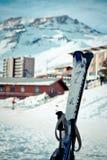 лыжа дня Стоковая Фотография