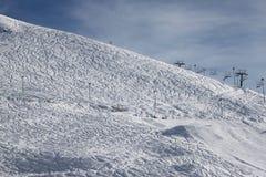 лыжа оборудования стоковое фото rf