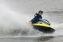 лыжа двигателя Стоковые Изображения RF