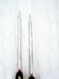 лыжа Стоковые Фотографии RF