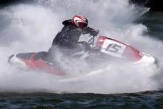 Лыжа driver-1 двигателя Стоковое Изображение RF