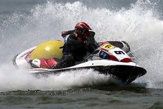 Лыжа driver-2 двигателя Стоковая Фотография