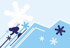 Лыжи Стоковая Фотография RF