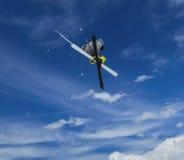 Лыжник Freeride Стоковая Фотография RF