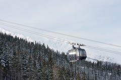 Лыжный курорт Jasna, Словакия Стоковое Фото