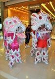 львев Таиланд танцоров bangkok Стоковые Изображения RF