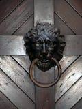 львев knocker двери Стоковое Изображение RF