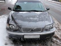льдед автомобиля самомоднейший Стоковое Изображение