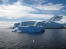 льдед айсберга Стоковое Изображение