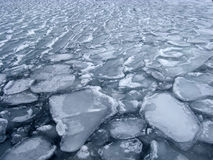 льдед блоков Стоковые Изображения