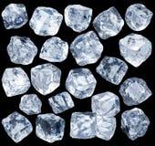 льдед блоков Стоковые Фото