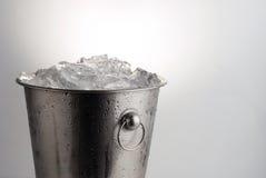 льдед ведра Стоковые Фото