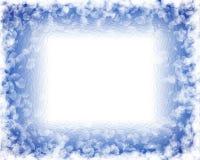 льдед выходит белизна Стоковое Изображение