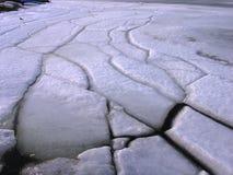 льдед гавани стоковое фото