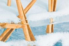 Льдед и сторновка Стоковые Изображения RF