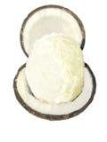 льдед кокоса cream Стоковое фото RF