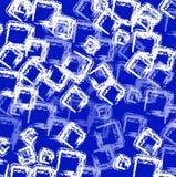 льдед коробки предпосылки Стоковое Фото