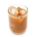льдед кофе шоколада Стоковое Изображение RF