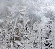 льдед кристаллов Стоковое Изображение RF