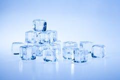 льдед кубика Стоковая Фотография