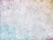 льдед кубика Стоковое Изображение