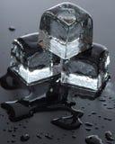 льдед кубика Стоковые Изображения RF