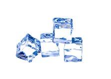 льдед кубиков стоковое изображение rf