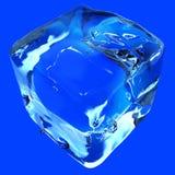 льдед кубиков 3d представляет иллюстрация штока