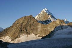 льдед поля altai Стоковые Фотографии RF