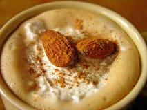 льдед сливк кофе Стоковые Фотографии RF