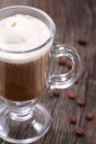 льдед сливк кофе Стоковое Изображение RF