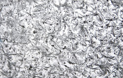 льдед стекла кристаллов Стоковые Фото