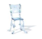 льдед стула Стоковые Фото