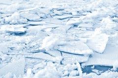 льдед треснутый предпосылкой стоковое фото rf
