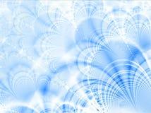 льдед цветков Стоковая Фотография