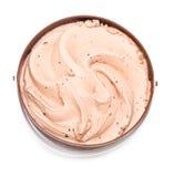 льдед шоколада cream Стоковые Фотографии RF