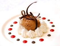 льдед шоколада cream Стоковые Фото