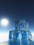 льдед иллюстрация вектора