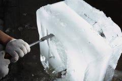 льдед стоковая фотография