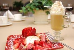 льдед cream десерта стоковые фотографии rf