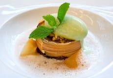 льдед cream десерта Стоковое фото RF