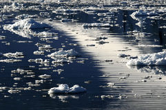 льдед dreamscape Стоковое Фото