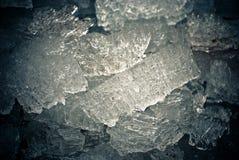 льдед grunge Стоковое Изображение RF