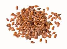 Льняные семена стоковые фото