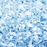 льдед предпосылки Стоковая Фотография
