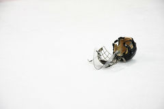 льдед хоккея Стоковое Изображение RF