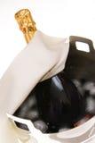 льдед шампанского Стоковое Изображение RF