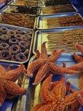 Любимая закуска гриля в Китае Стоковые Фотографии RF