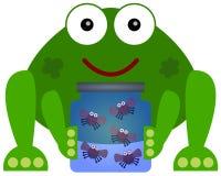 Любимчики лягушки Стоковые Фотографии RF